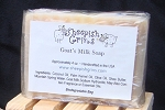 Sheepish grins goat's milk soap