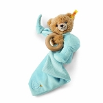 Steiff sleep well bear 3 in 1 - blue