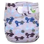 Sweet pea newborn aio nappy