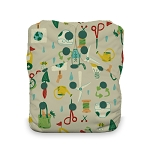 Thirsties Natural One Size All In One Nappy