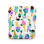 Thirsties Natural One Size All In One Nappy - stay dry