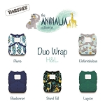 Thirsties duo wrap hook and loop