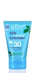 Alba botanicals kids mineral sunscreen spf30