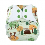 Bumgenius Freetime all in one cloth nappy