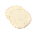 Babee greens wool nursing pads 1 pair