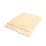 Buttons diapers prefolds set of 3 bamboo / cotton (size 1, 7-12lb)