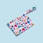 Cheeky wipes mini double wet bag