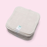 Cheeky wipes natural bamboo velour 25 pack