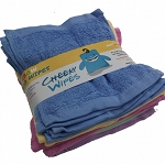 Cheeky wipes pastel bamboo terry 25 pack