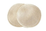 Disana silk/wool/silk nursing pads (11cm and 14cm)