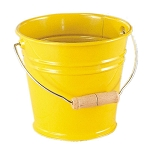 Gluckskafer metal bucket