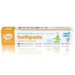 Green people organic children mandarin and aloe vera toothpaste 50ML