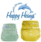 Happy heiny pocket nappies no inserts