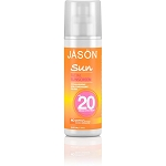 Jason Facial Natural sunscreen SPF20