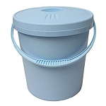 Junior Joy nappy bucket (blue or pink)