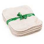 Little lamb organic cotton wipes 10 pack