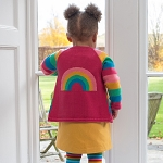 Kite rainbow cardigan