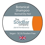 The solid bar company - vegan solid shampoo Botanical