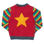 Kite star cardigan