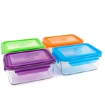Wean green lunch tubs - 23 oz./695 ml (single tub)