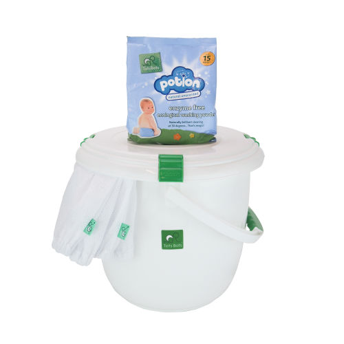 Tots bots laundry kit