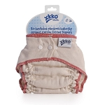 xkko organic cotton fitted nappy