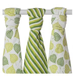 xkko Organic Cotton Muslins (3 pack)