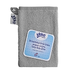 Xkko organic cotton bath glove