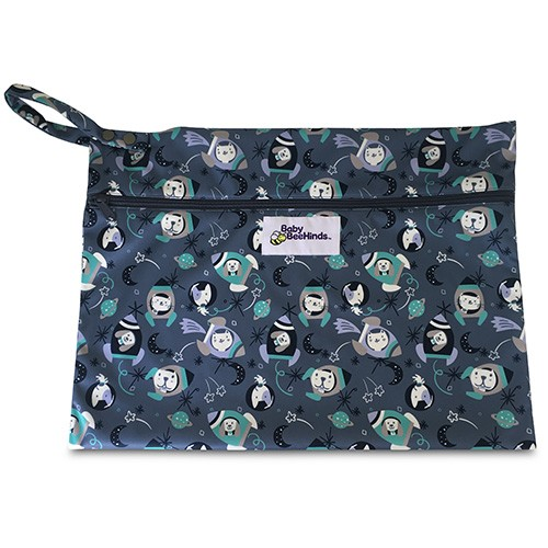 Baby beehinds limited edition large wetbag