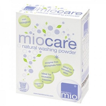 Bambino mio care natural washing powder  damp