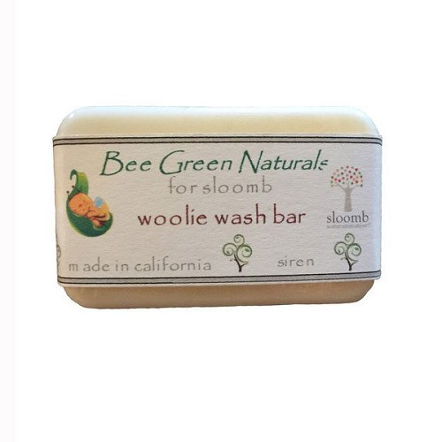 bgn for sloomb wool wash bar