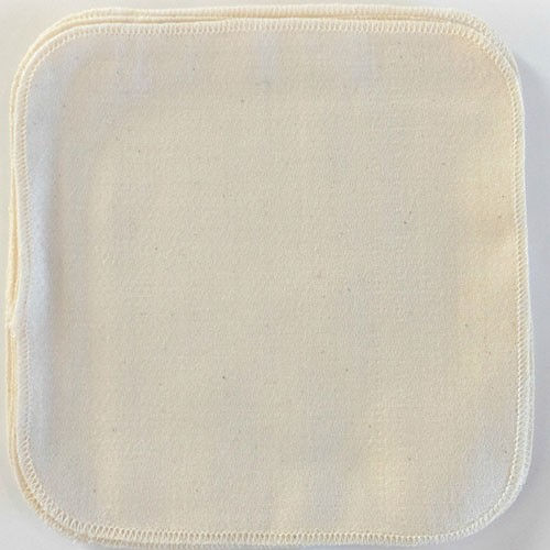 Geffen Birdseye Cotton Wipes (12 Pack)