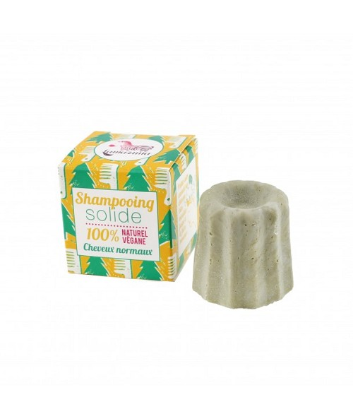 Lamazuna solid shampoo scots pine for normal hair